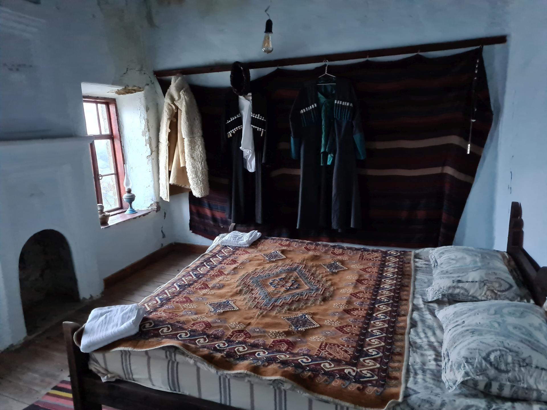 спальня дагестанского дома 19 века