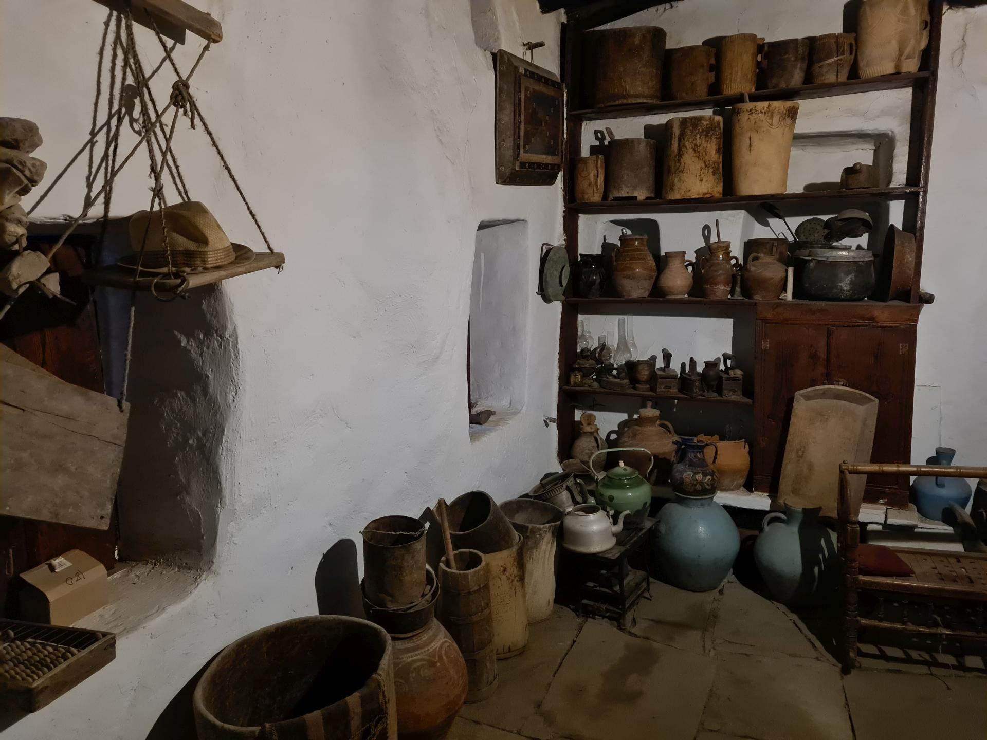 кухонная утварь дагестанского дома 19 века