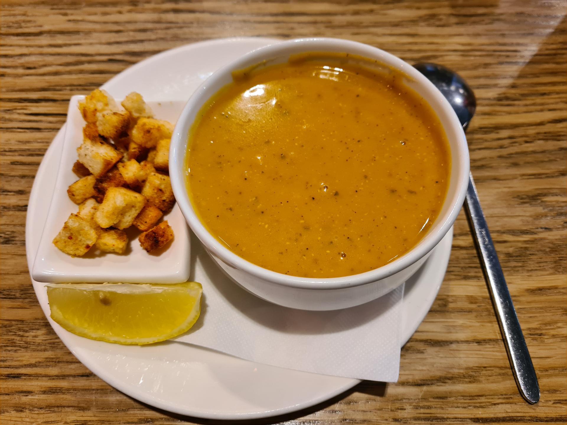дагестанский суп из чечевицы