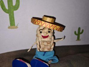 Вятский Лапоть в Мексике