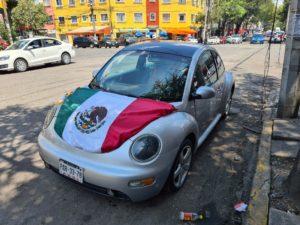улицы Мехико